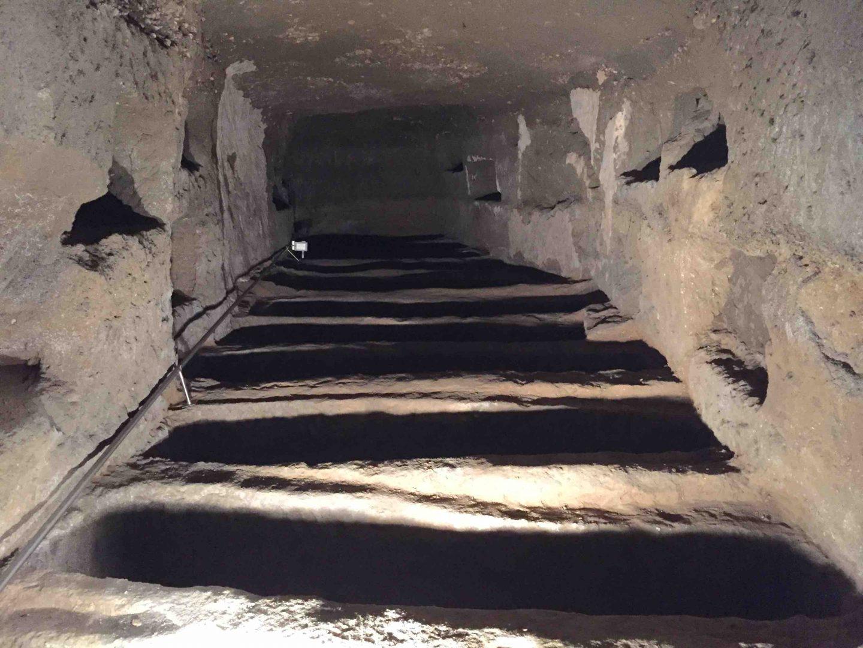 Jewish Catacombs in Venosa