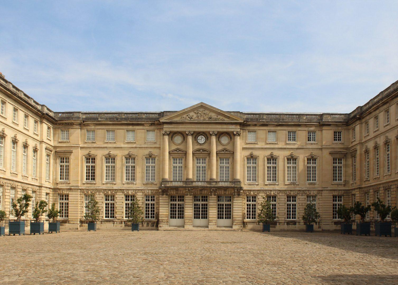 Palais de Compiègne, Oise, France