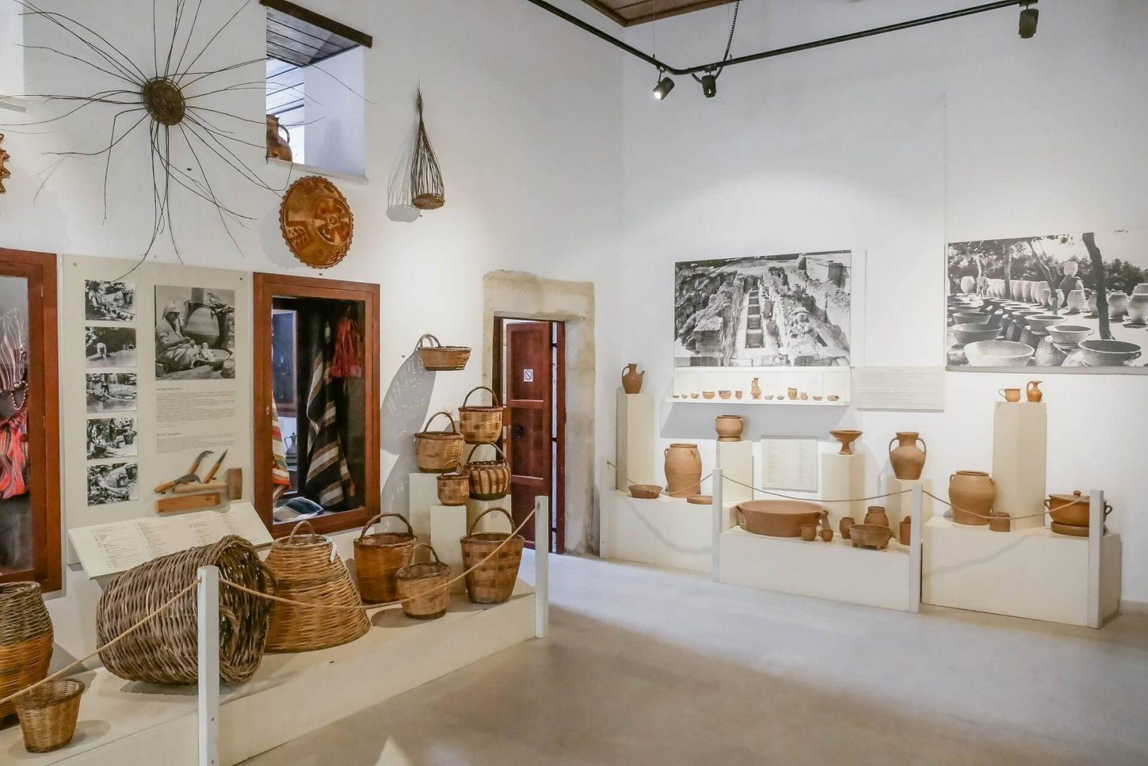 History and Folk Art Museum, Rethymno, Greece