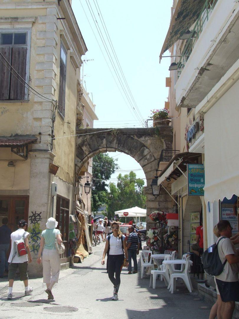 Guora Gate, Rethymno, Greece