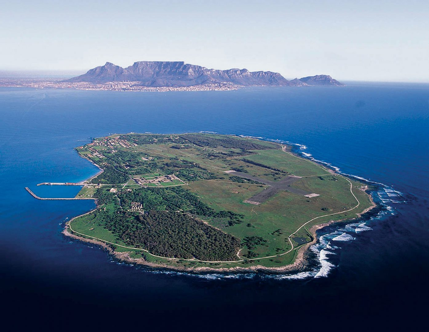 Robben Island, Table Bay, South Africa