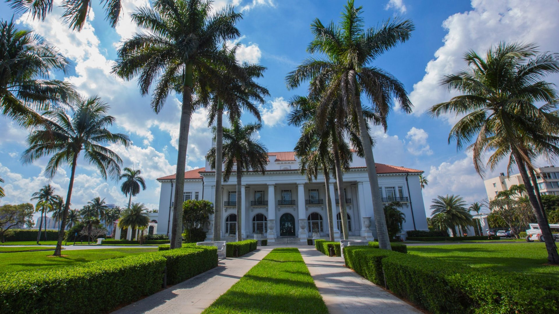 Hendry Morrison Flagler Museum, West Palm Beach, U.S.A.