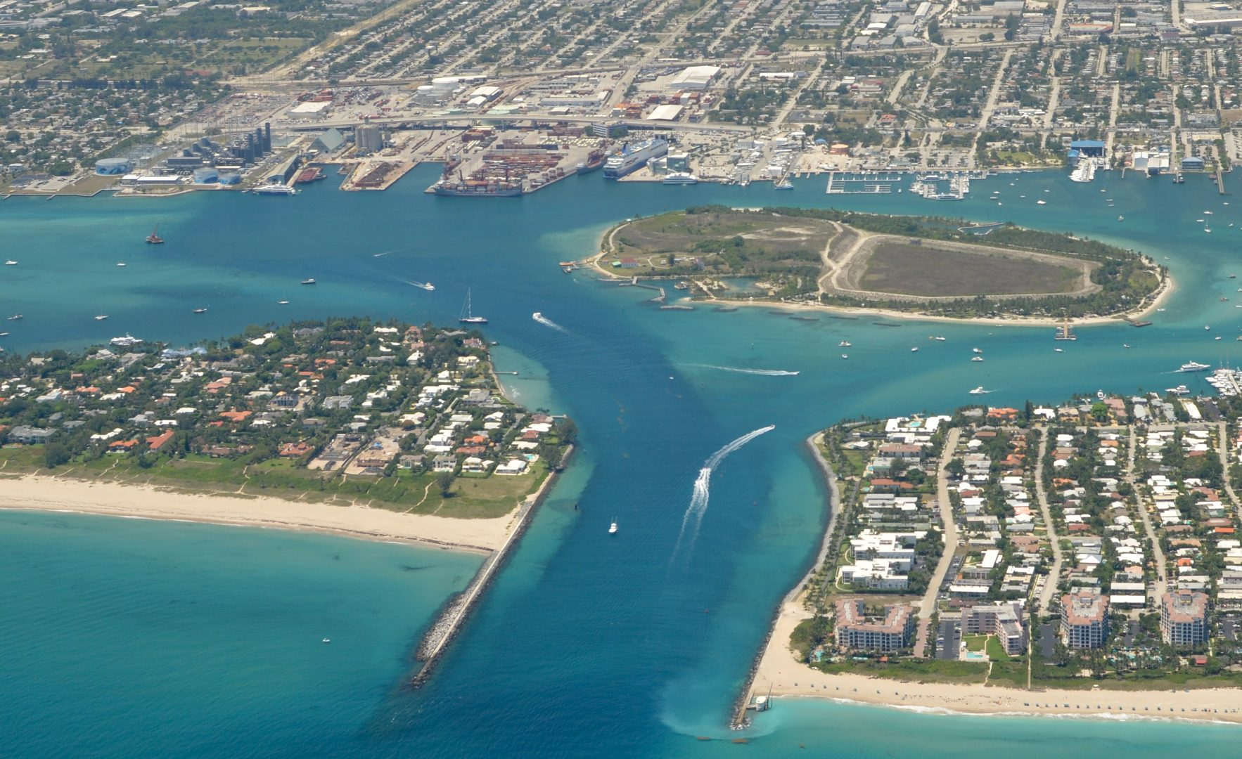 Peanut Island, West Palm Beach, U.S.A.