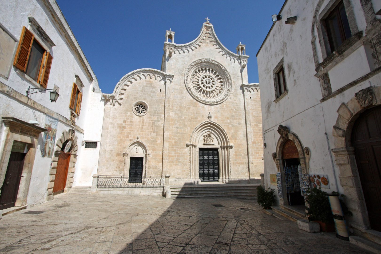 The Cathedral, Ostuni, Italy