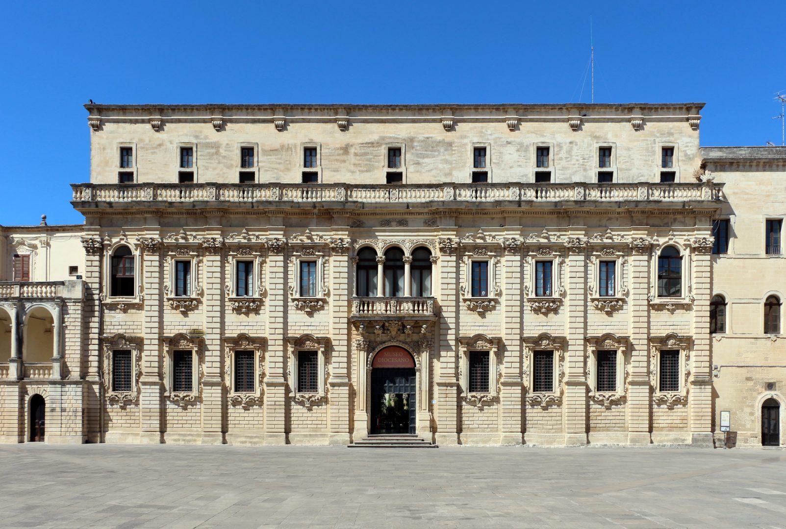 Palazzo del Seminario, Ostuni, Italy