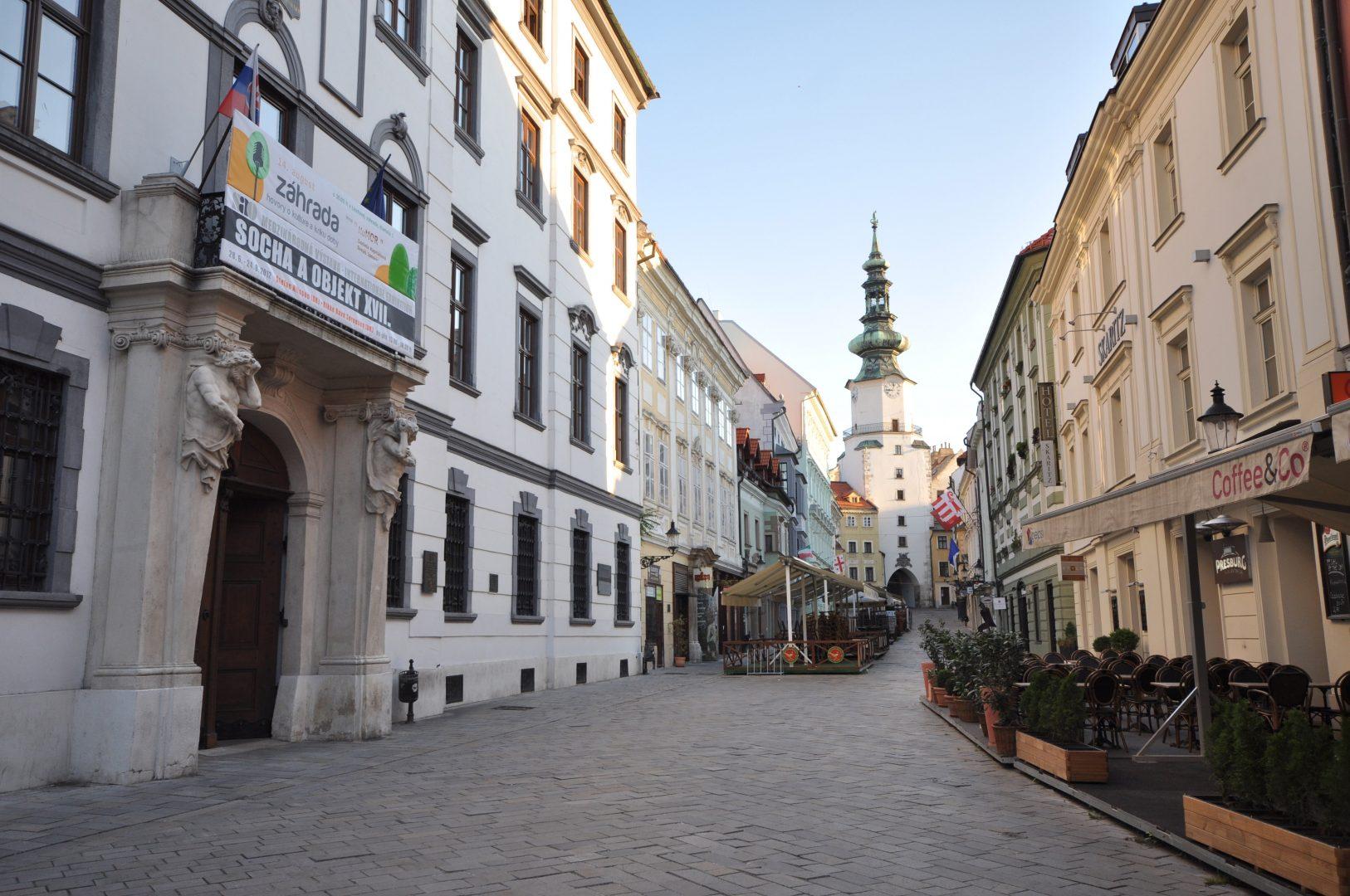 Michael's Gate, Bratislava, Slovakia