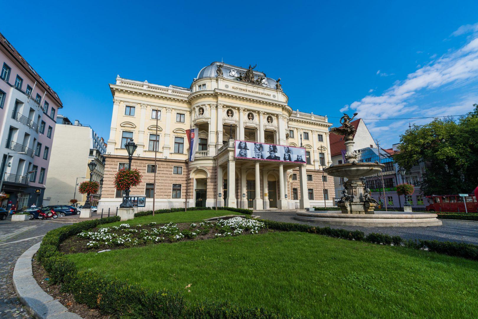 Slovak National Museum, Bratislava, Slovakia