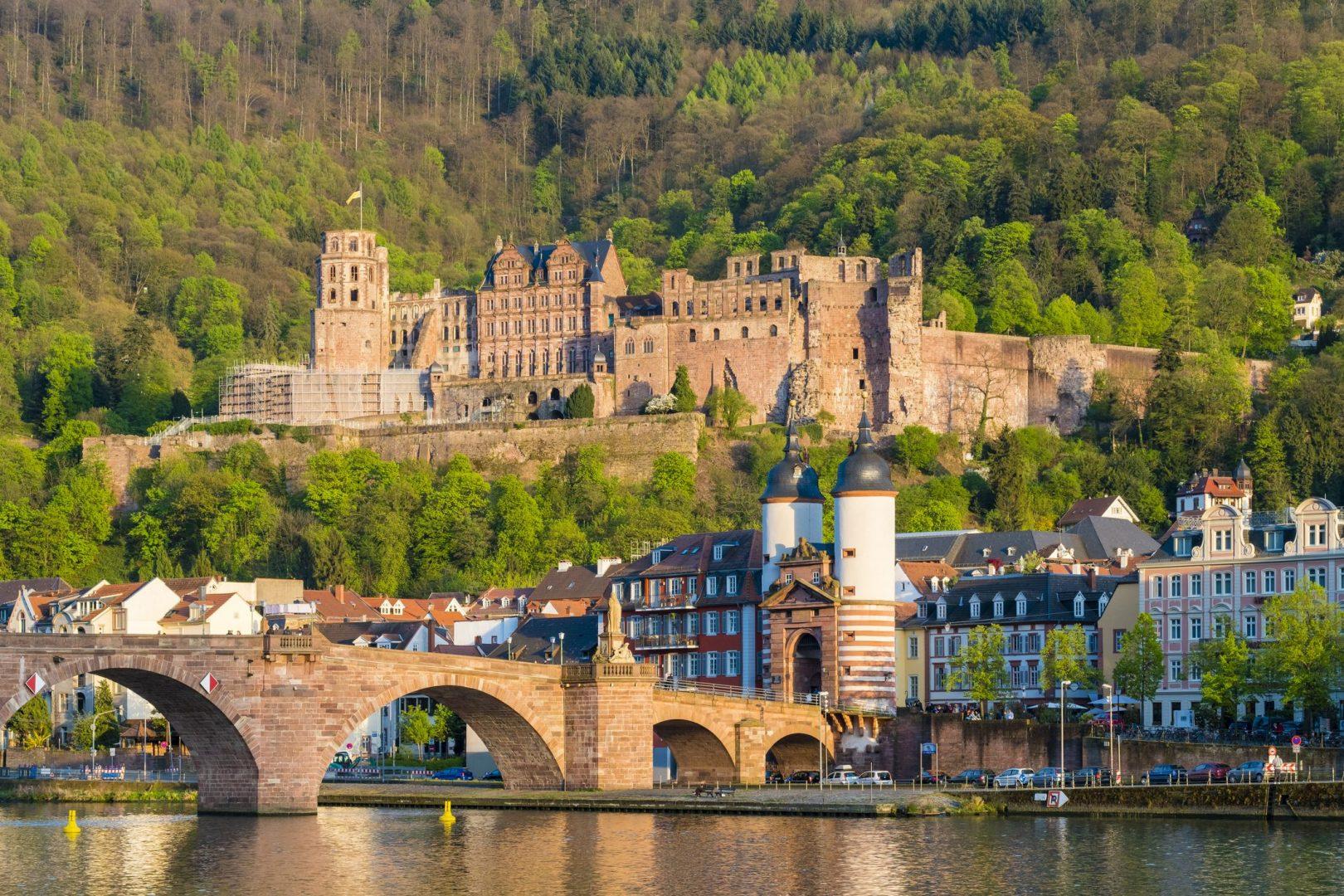 Heidelberg Castle, Baden-Württemberg