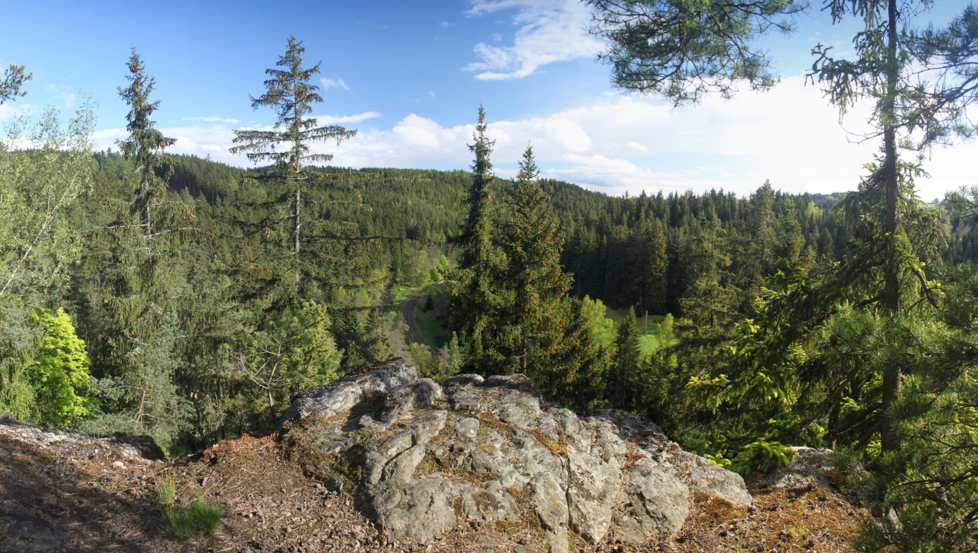 Slavkovský les, Karlovy Vary, Czech Republic