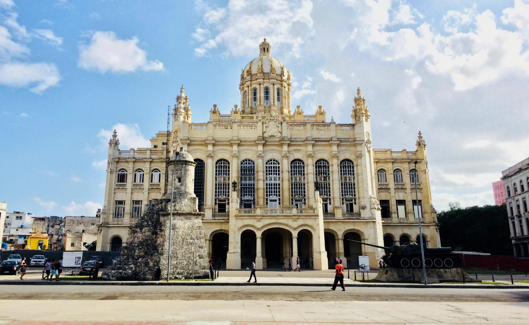 Museum of the Revolution, Havana, Cuba