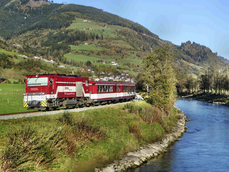 Pinzgauer Lokalbahn, Austria