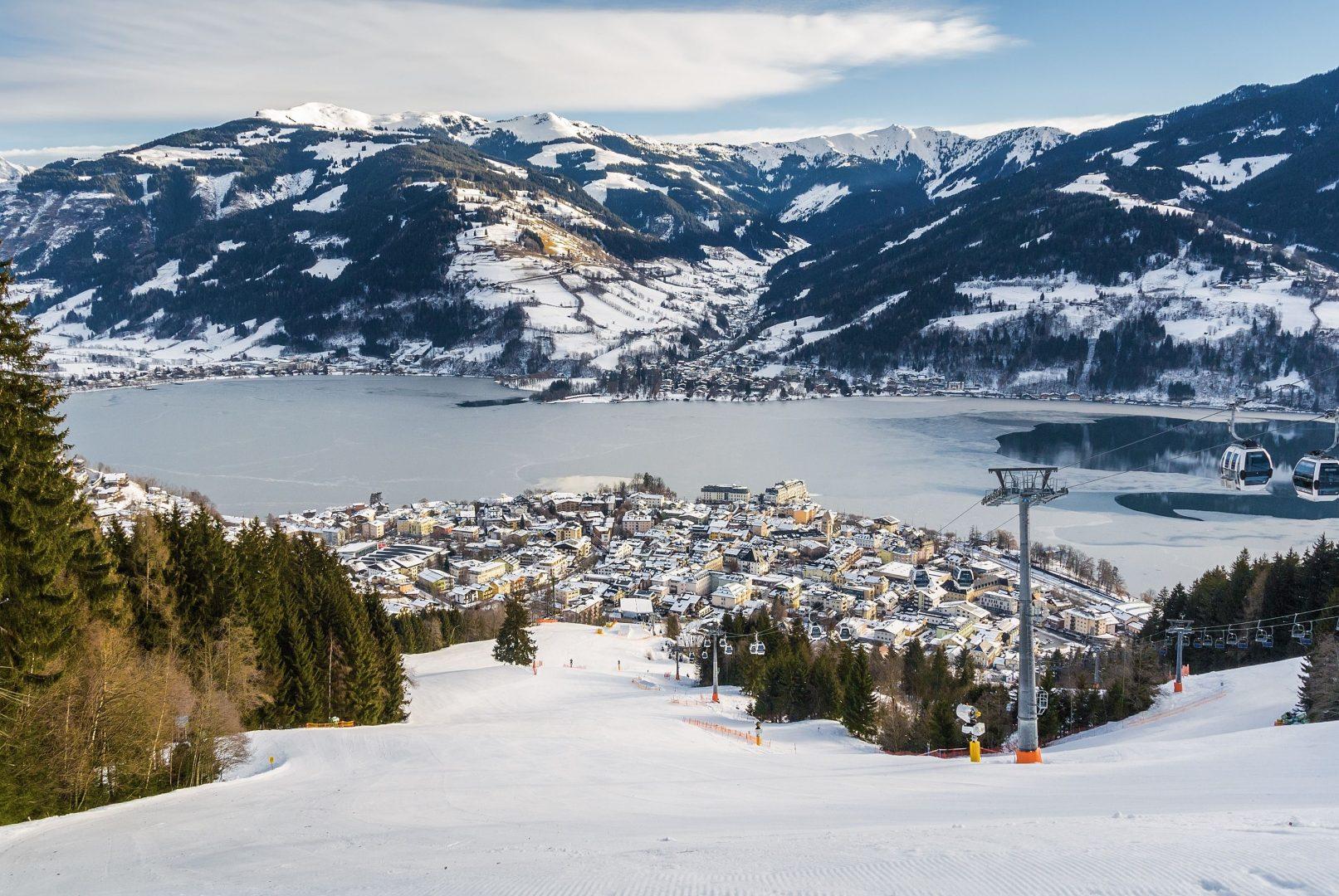 Schmittenhöhe Mountain, Austria