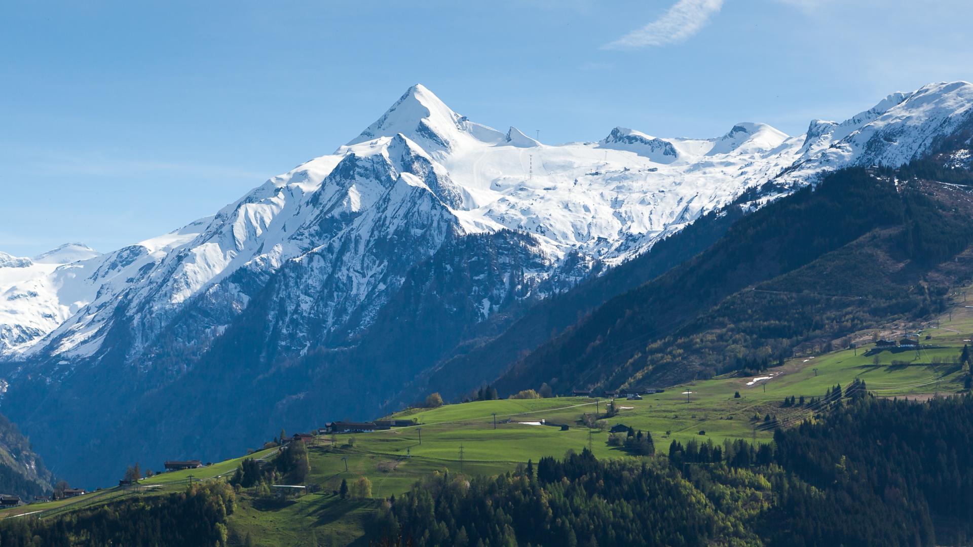 Kitzsteinhorn, Austria