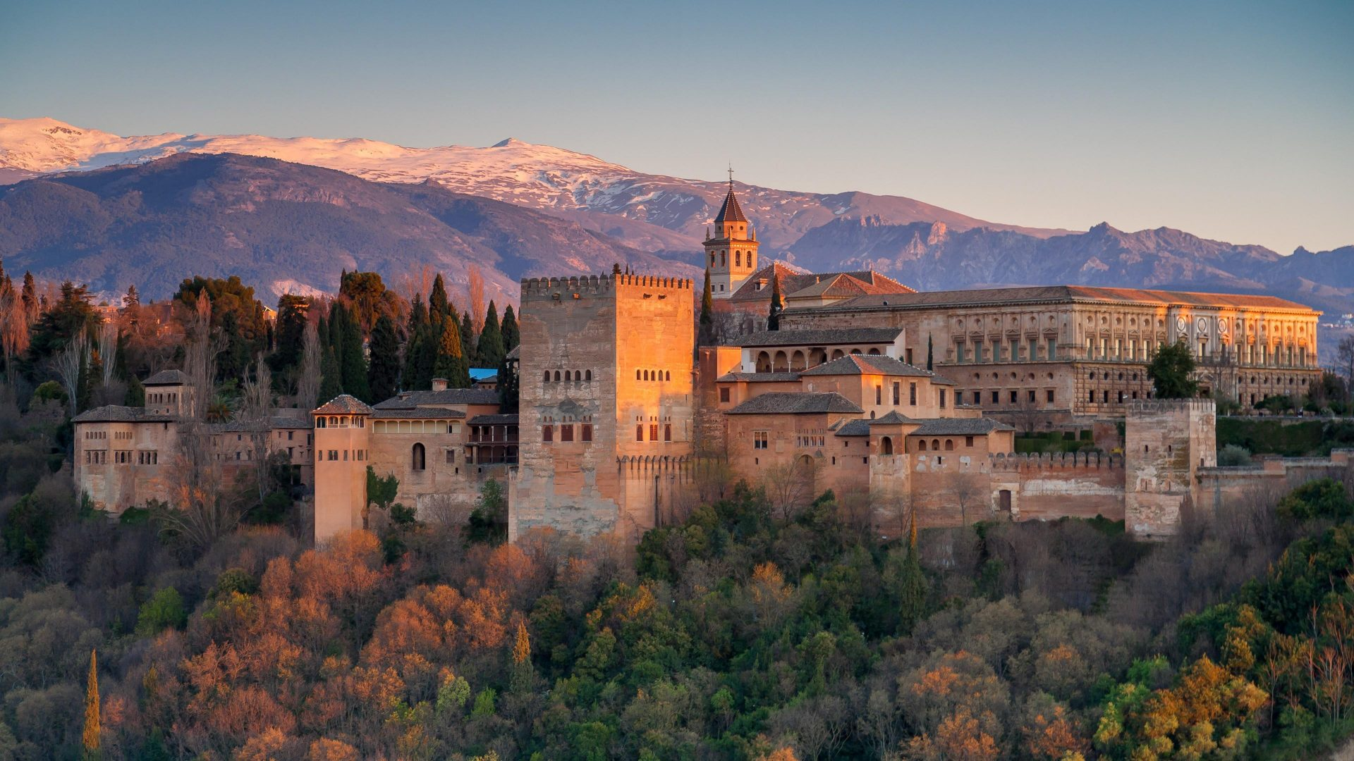 Granada, Sierra Nevada, Spain