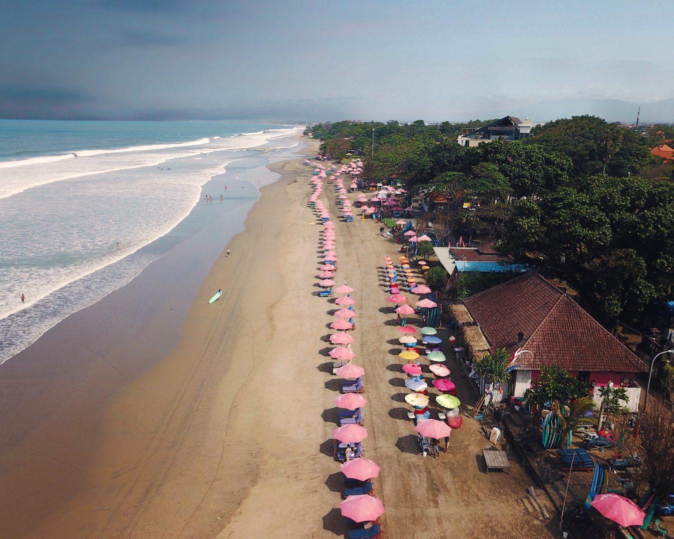 Echo Beach, Seminyak, Indonesia