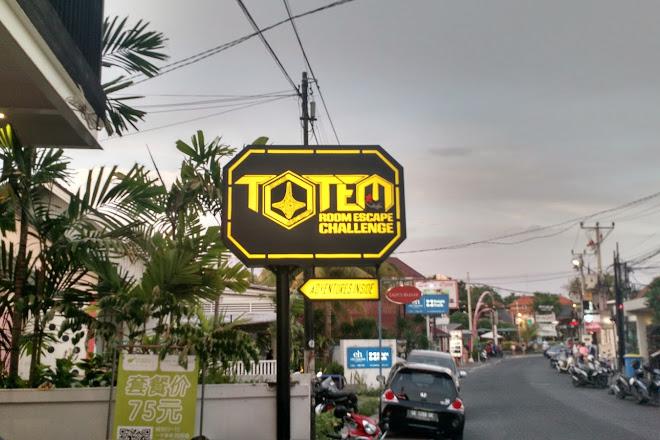 Totem Room Escape Challenge, Seminyak, Indonesia