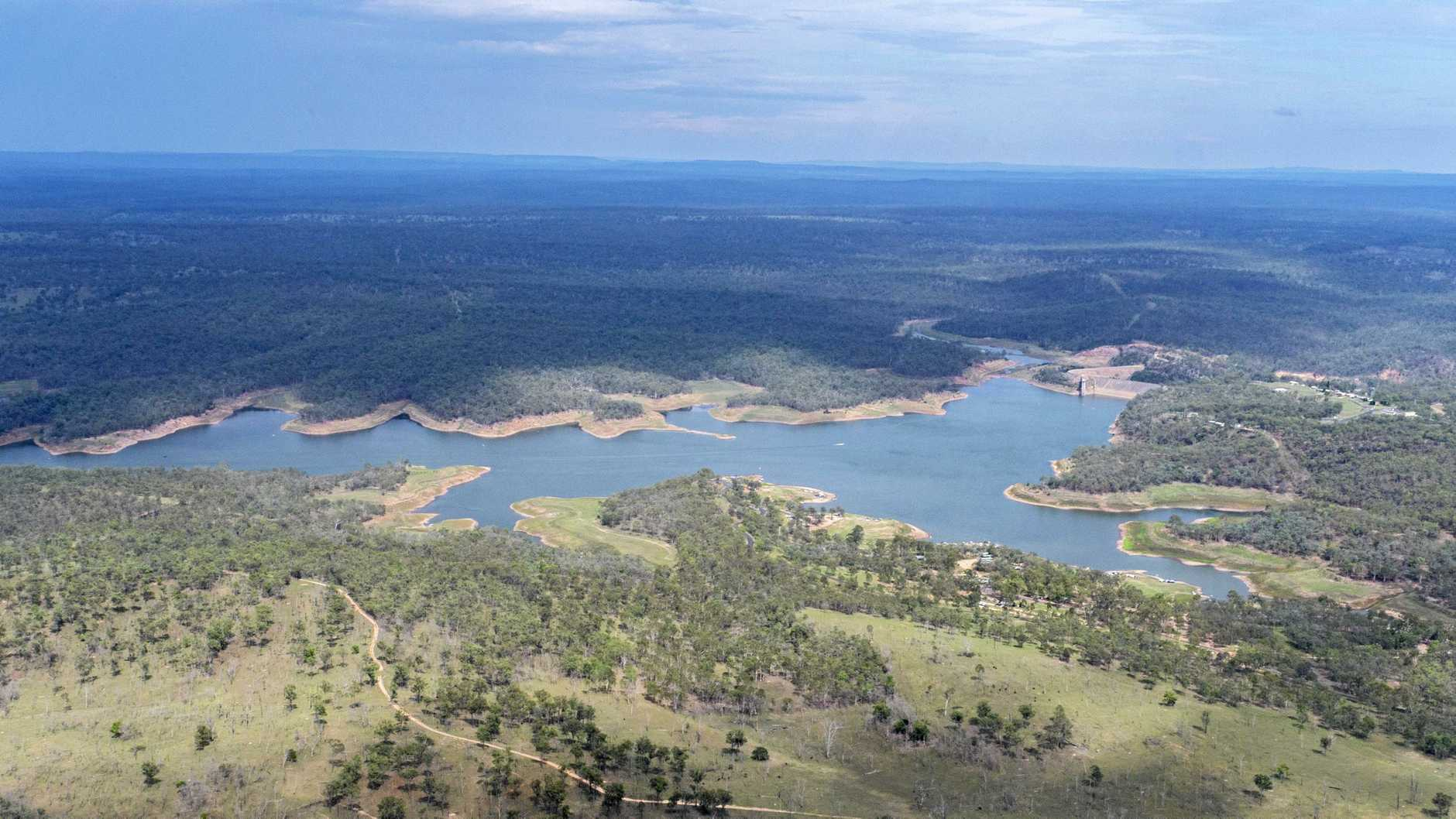Boondooma Dam, South Burnett, Australia