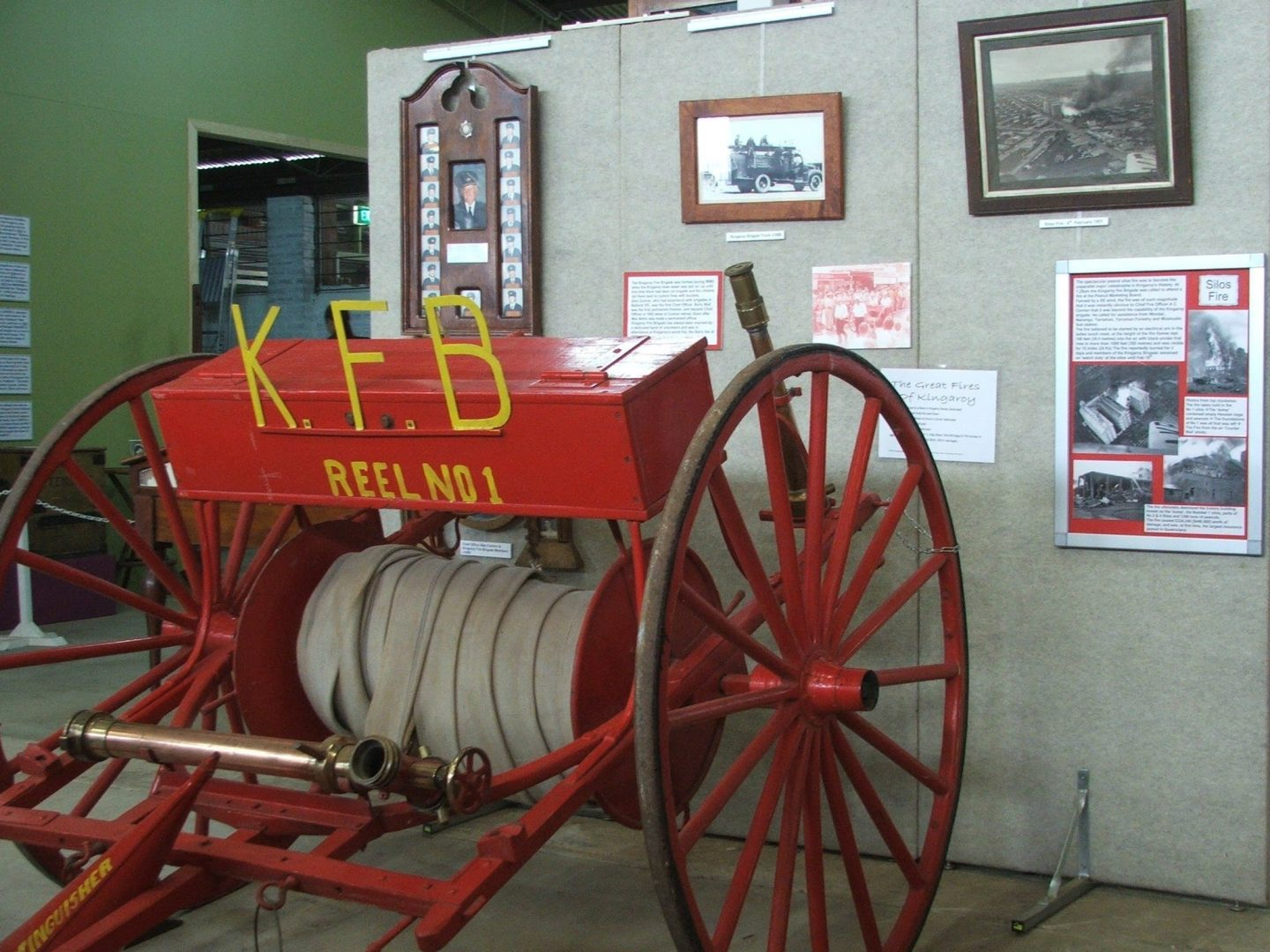Kingaroy's Heritage Museum, South Burnett, Australia