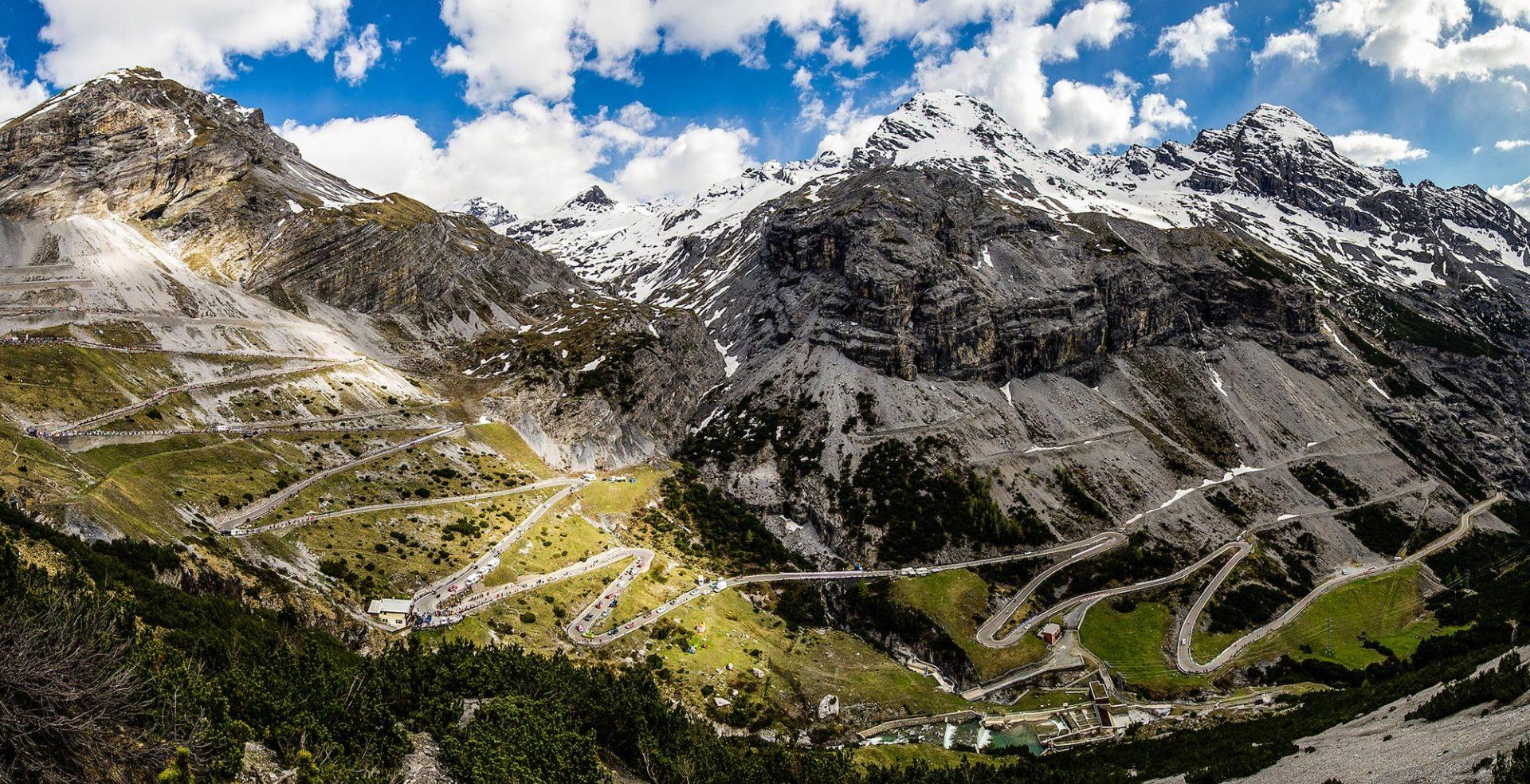 Stelvio Pass, South Tyrol, Italy