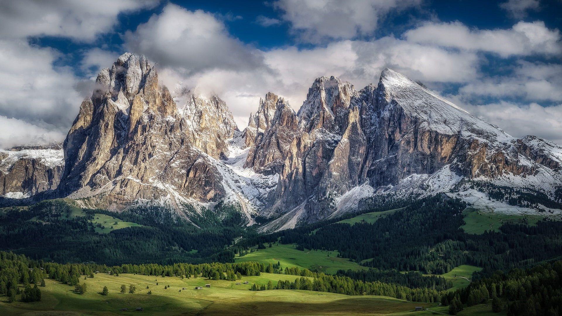 Langkofel, South Tyrol, Italy