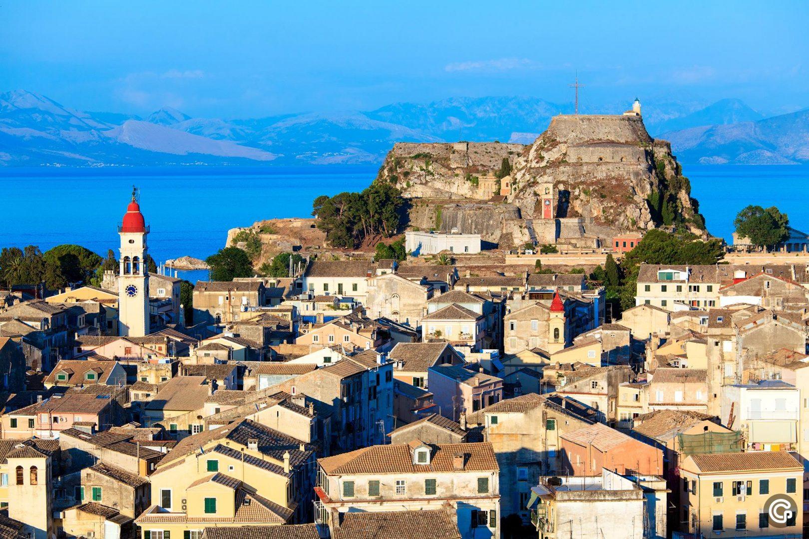 St. Spyridon Church, Corfu, Greece
