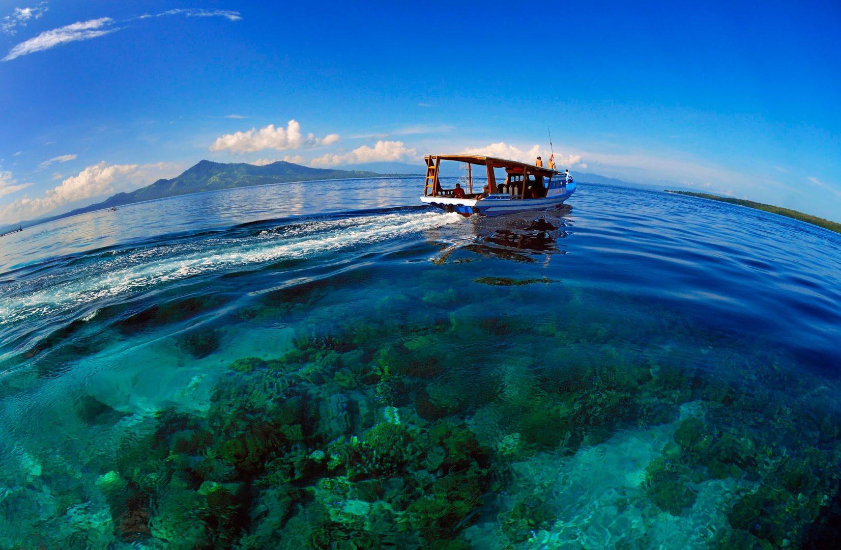 Bunaken, Manado, Indonesia