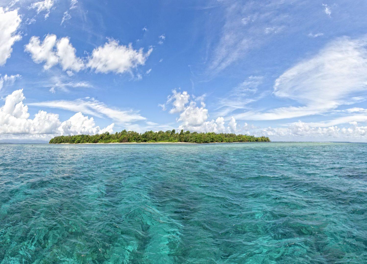 Siladen Island, Manado, Indonesia