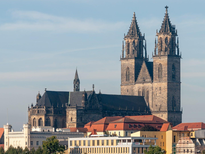 Magdeburg Cathedral, Magdeburg, Germany