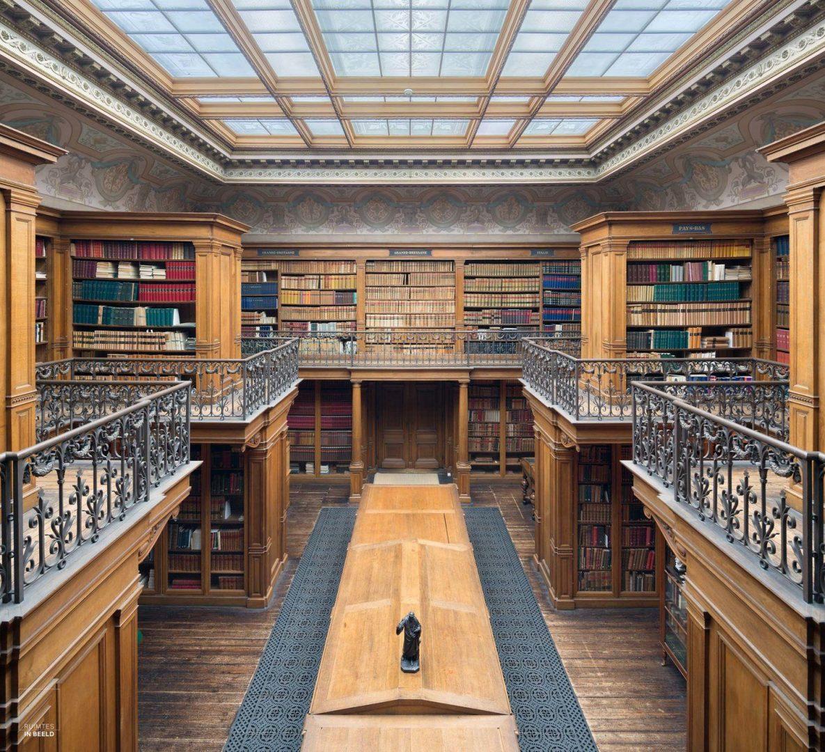 Teylers Museum, Haarlem, Netherlands