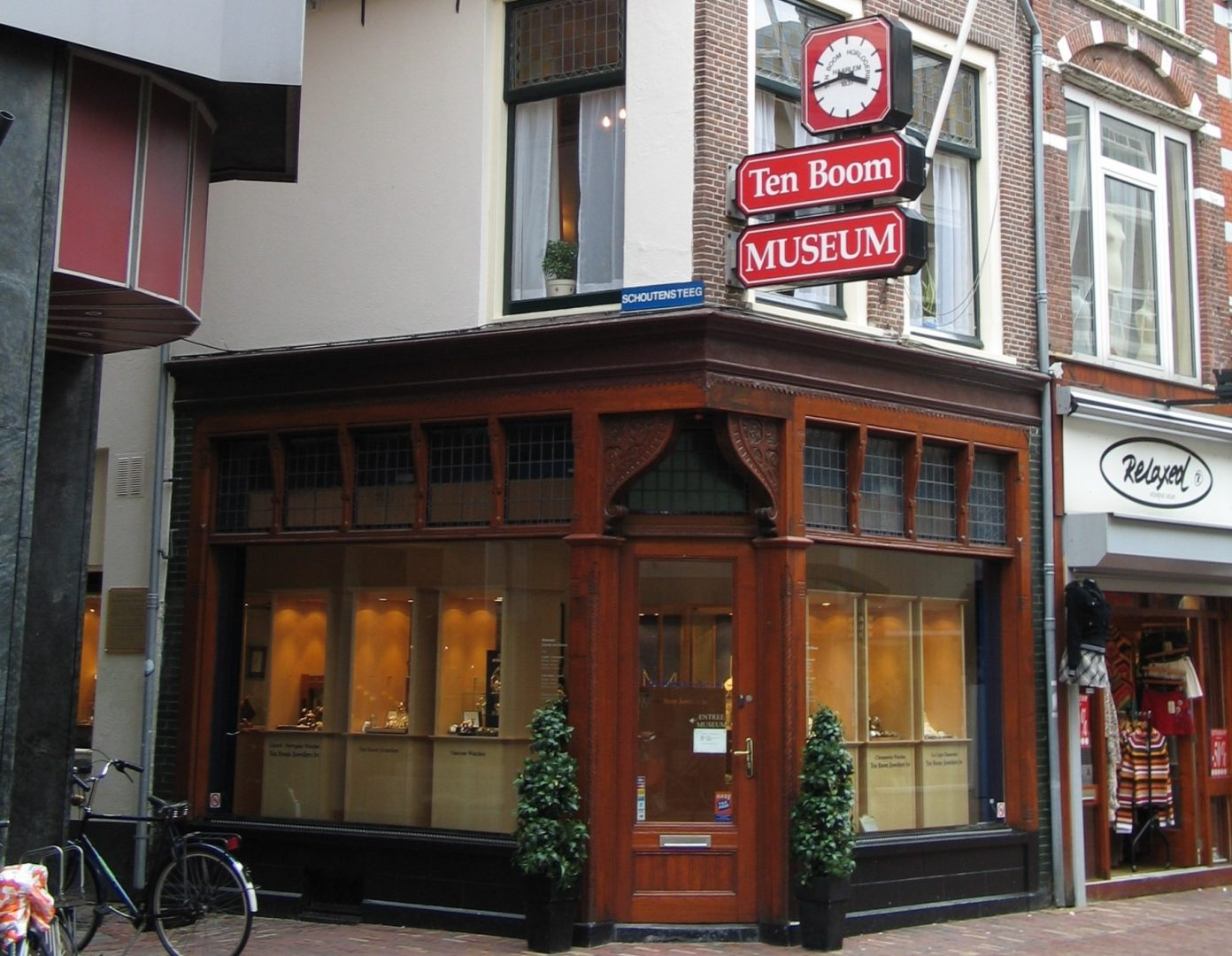 Ten Boom Museum, Haarlem, Netherlands