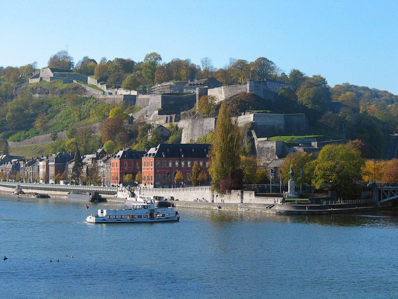 Namur Castle, Namur, Belgium
