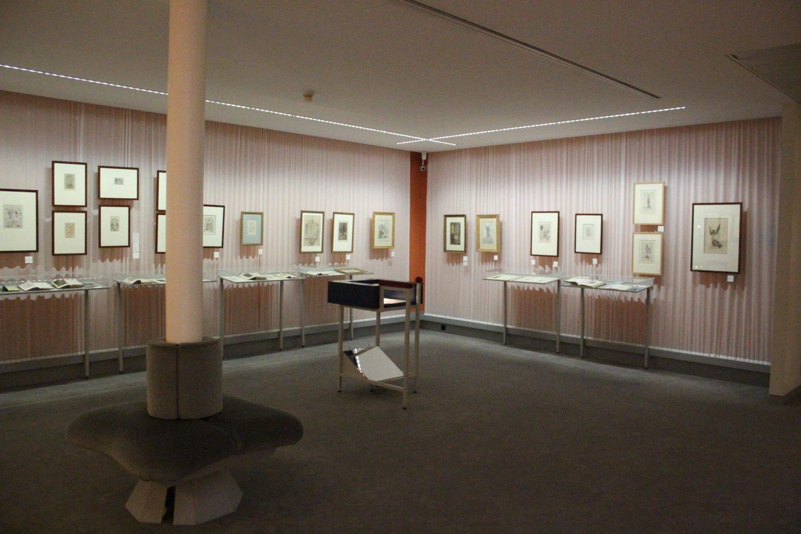 Félicien Rops Museum, Namur, Belgium