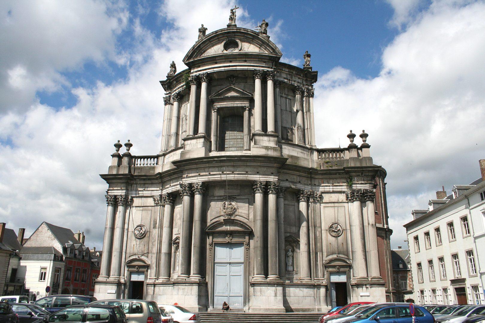 St. Aubin Cathedral, Namur, Belgium