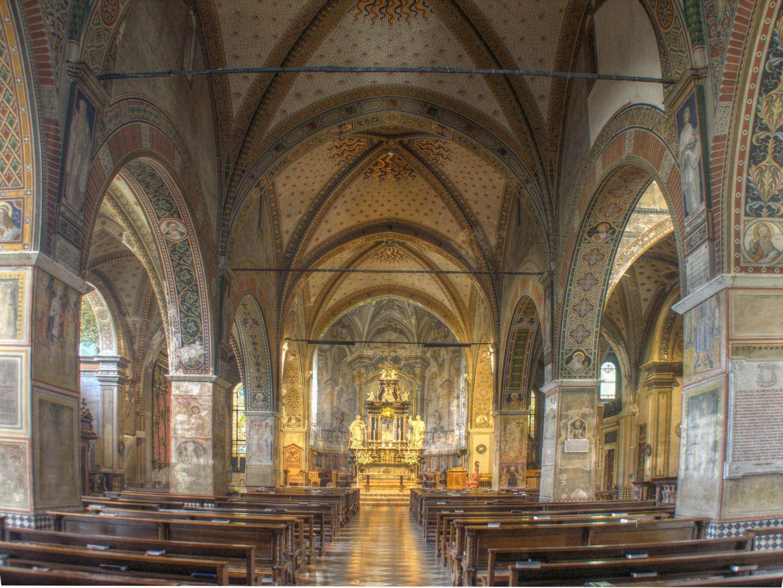 San Lorenzo Cathedral, Switzerland