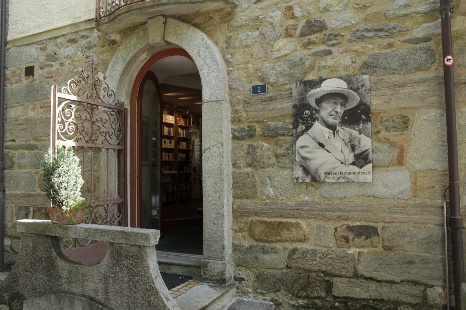 Hermann Hesse Museum, Switzerland