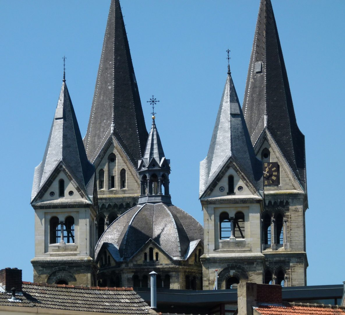 Munsterkerk, Netherlands