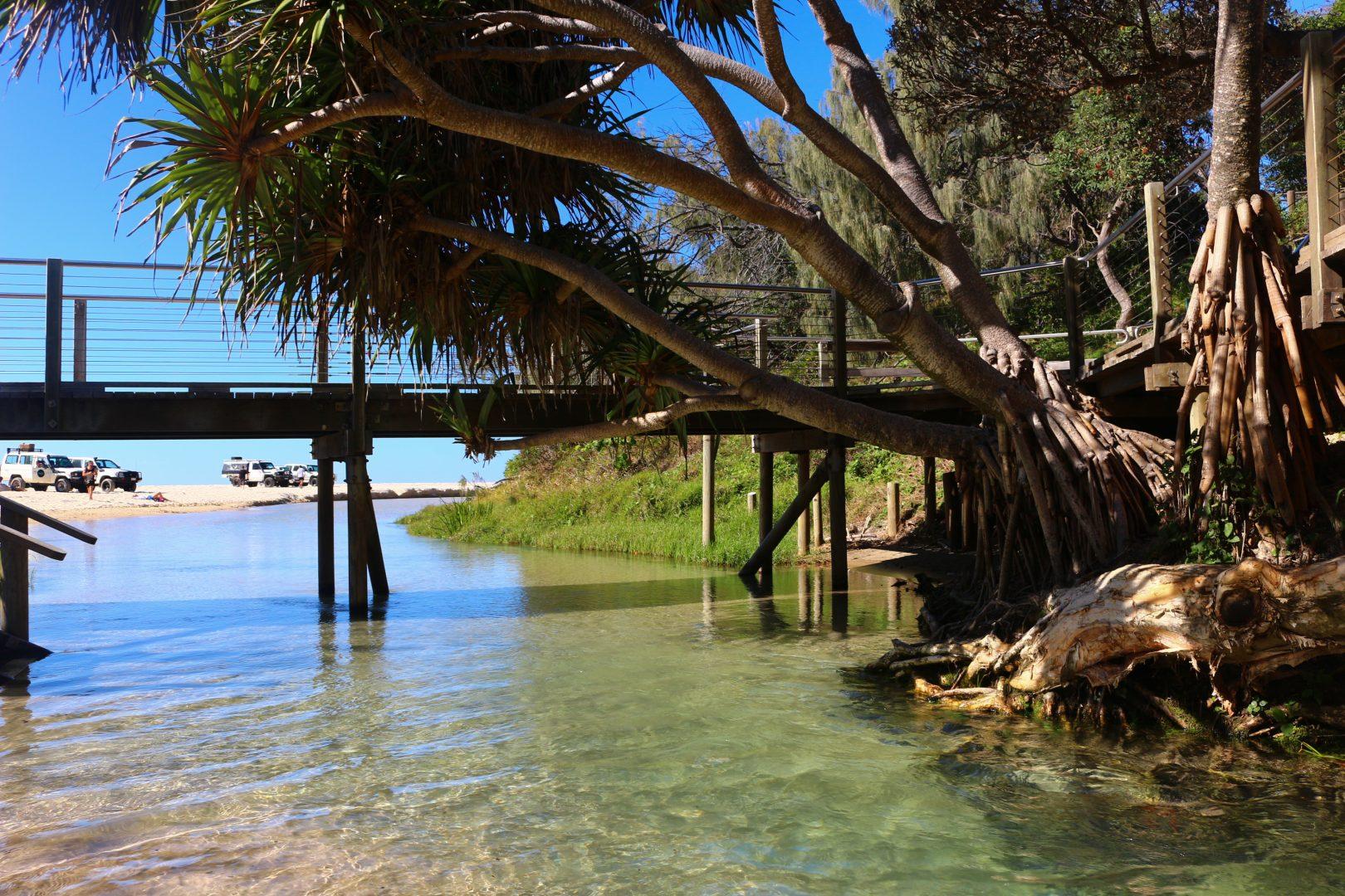 Eli Creek. Australia