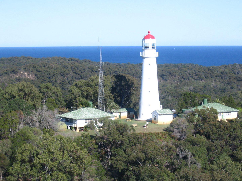 Sandy Cape Lighthouse, Australia