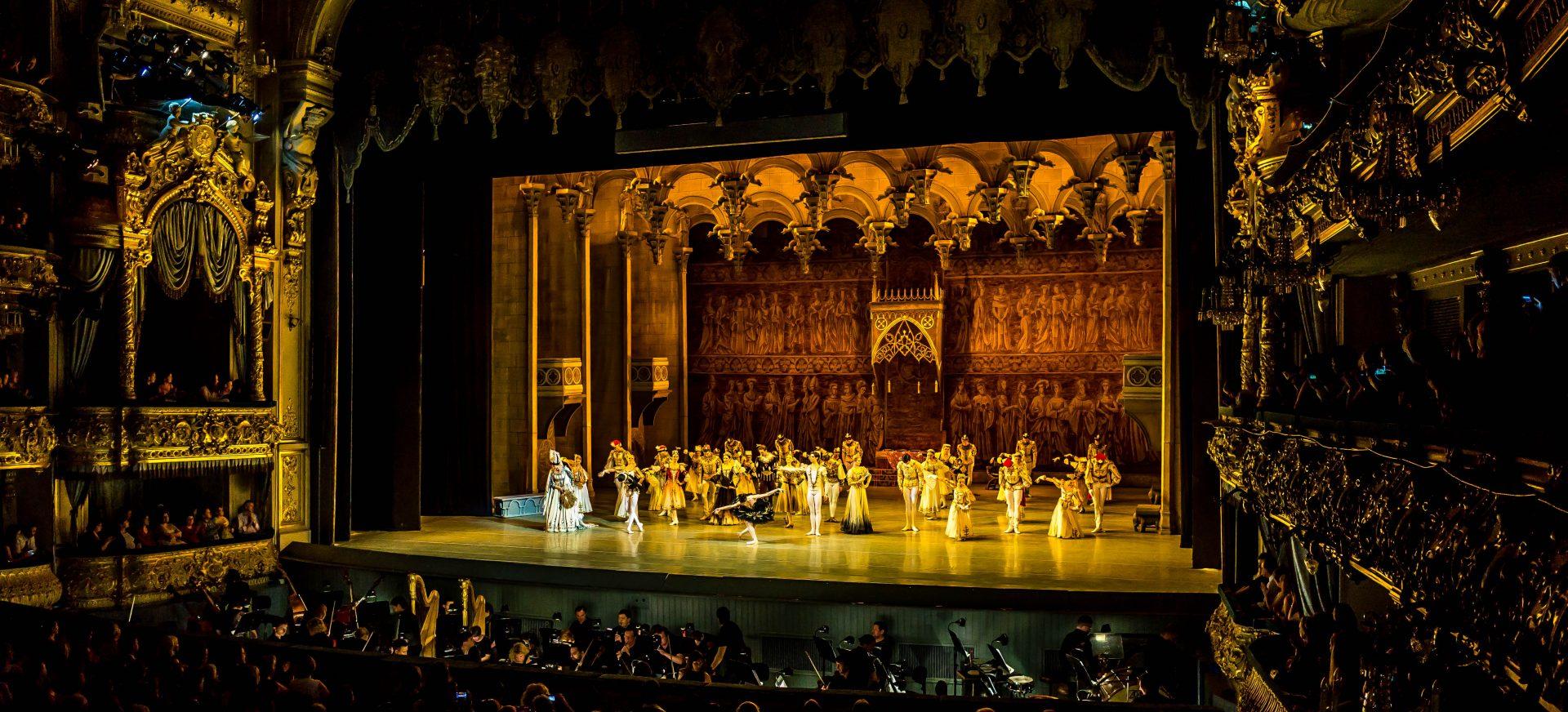 Mariinsky Theater, St. Petersburg