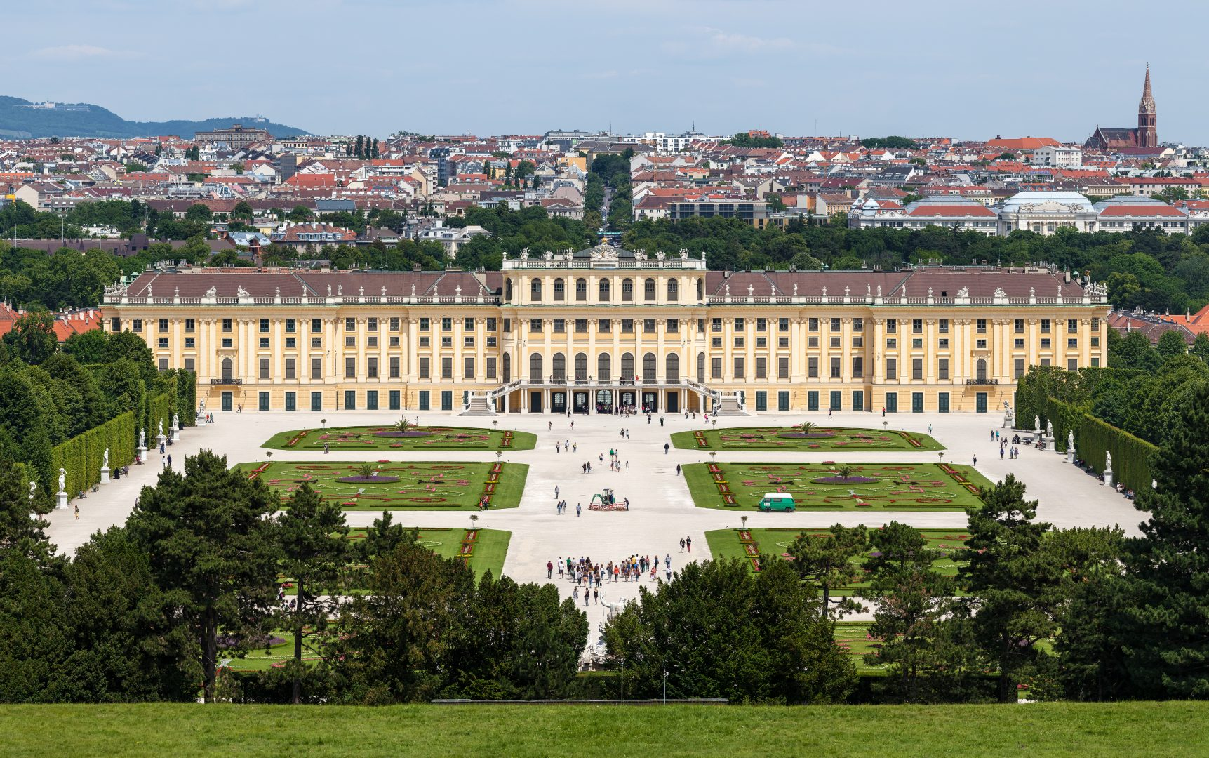 Schönbrunn Palace, Austria