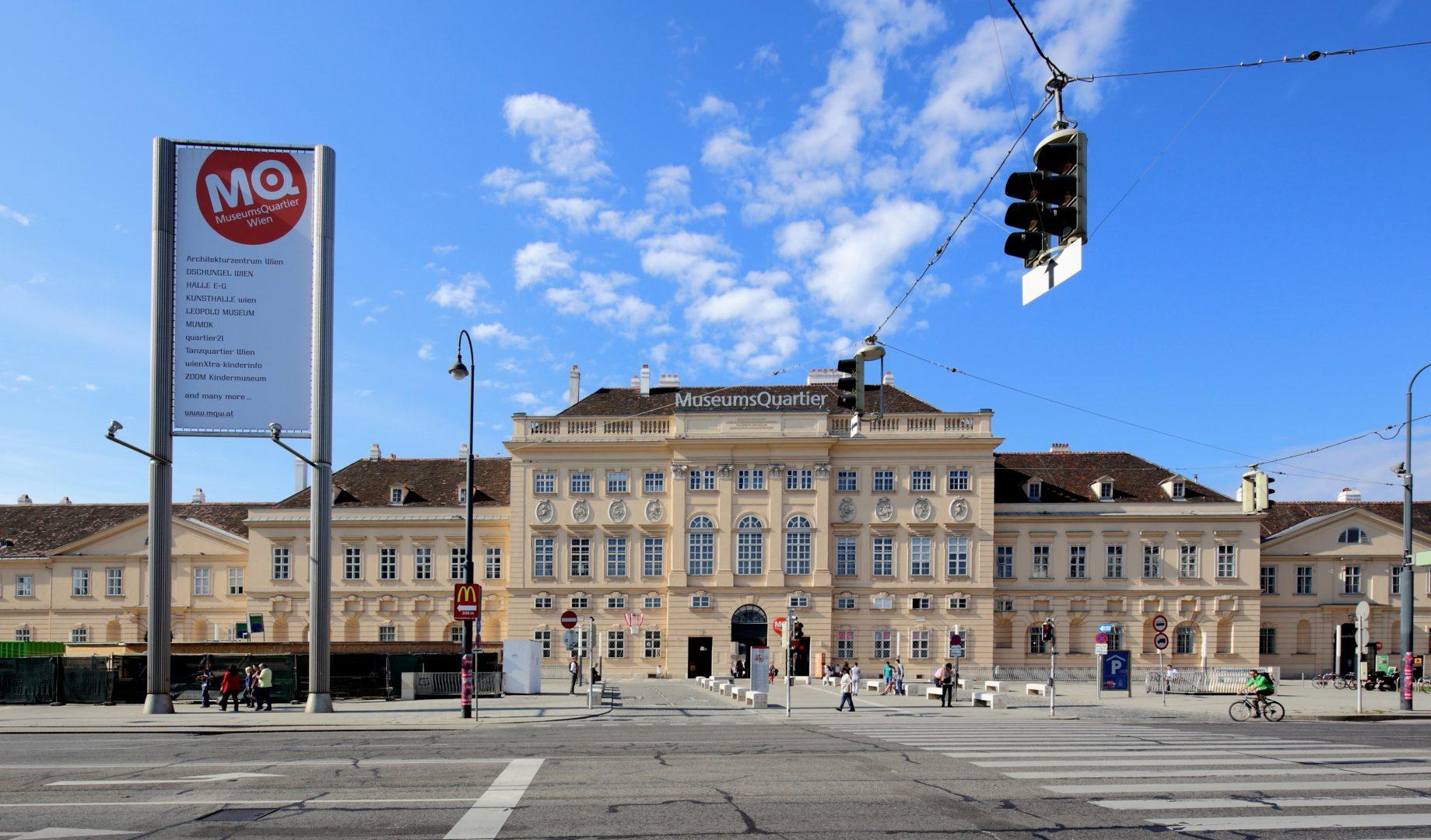 MuseumsQuartier, Austria