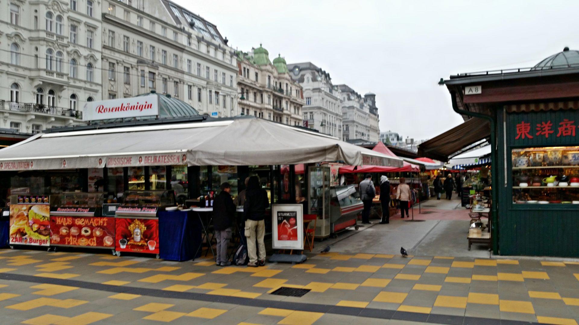 Naschmarkt, Austria