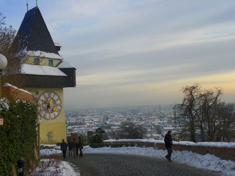 Uhrturm, Austria
