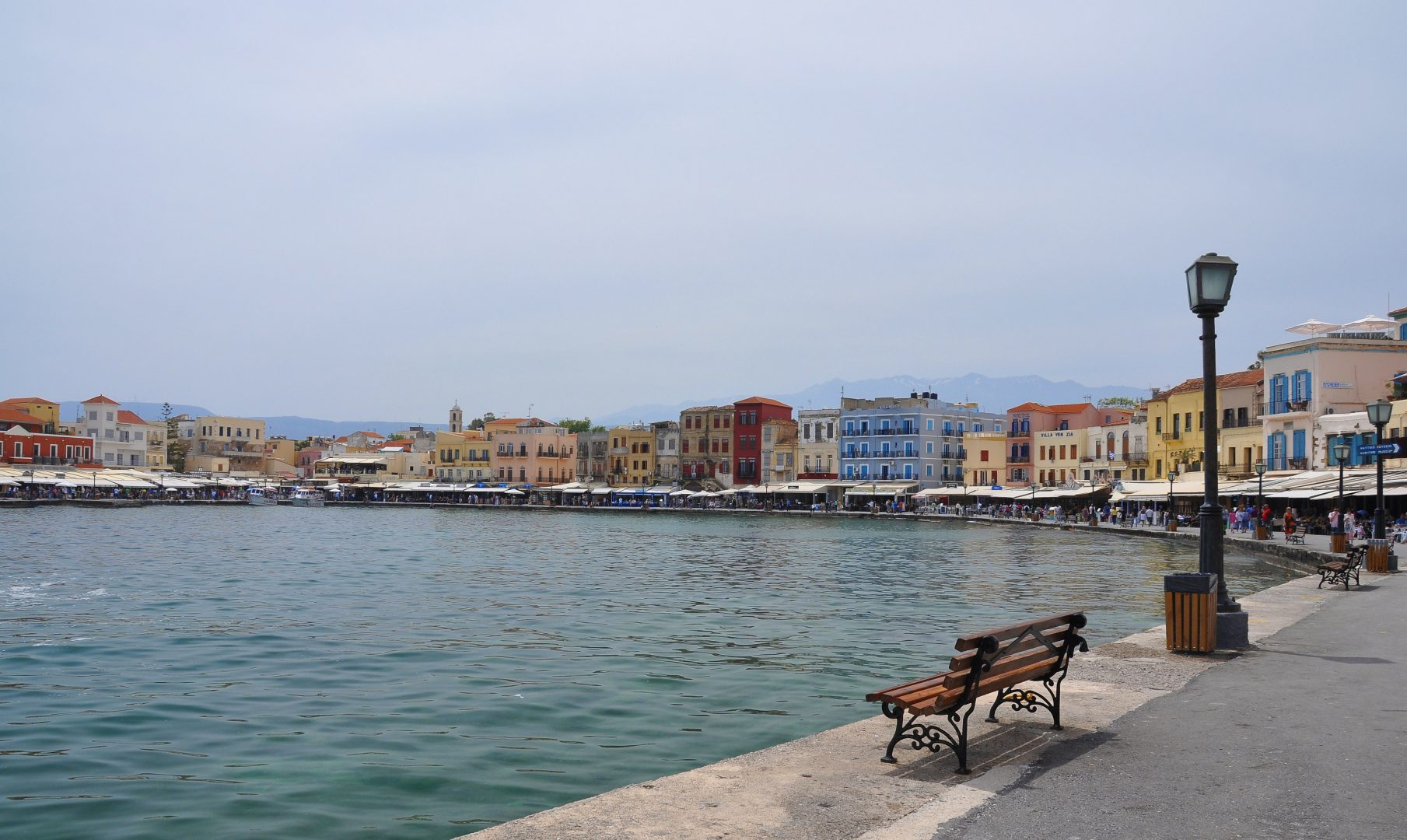 Old Venetian Harbour, Chania