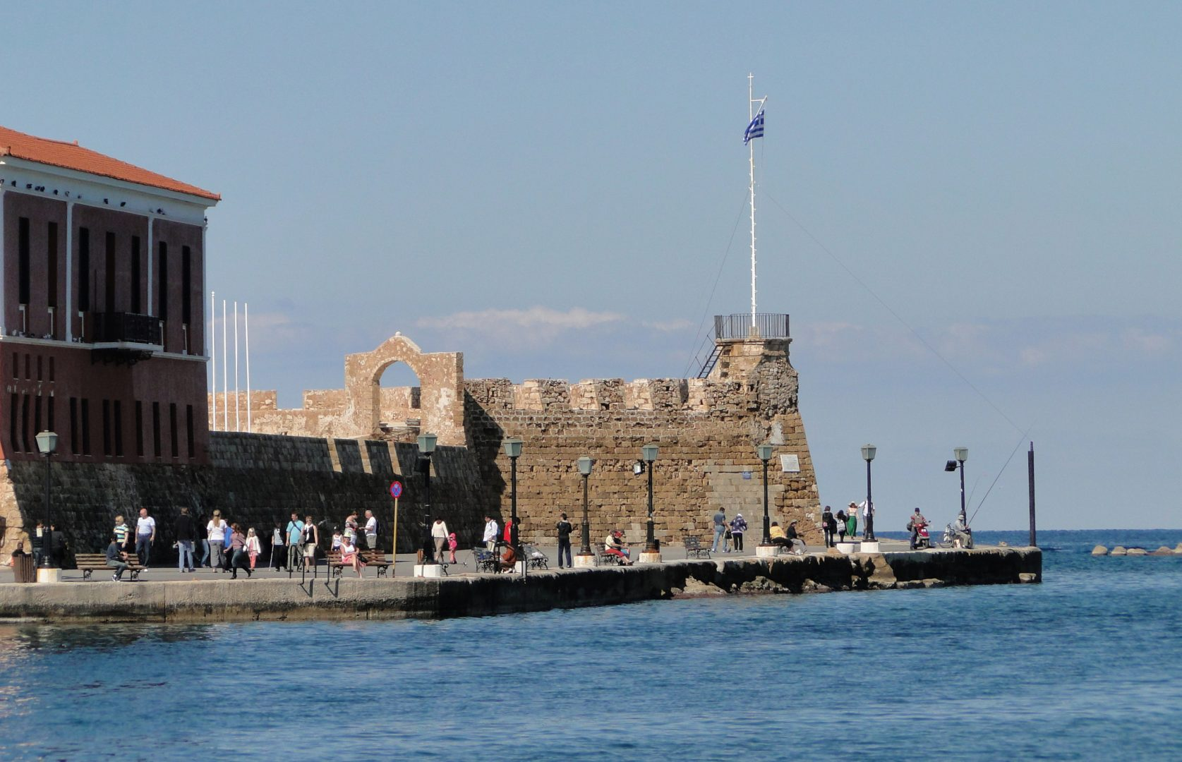 Firka Fortress, chania