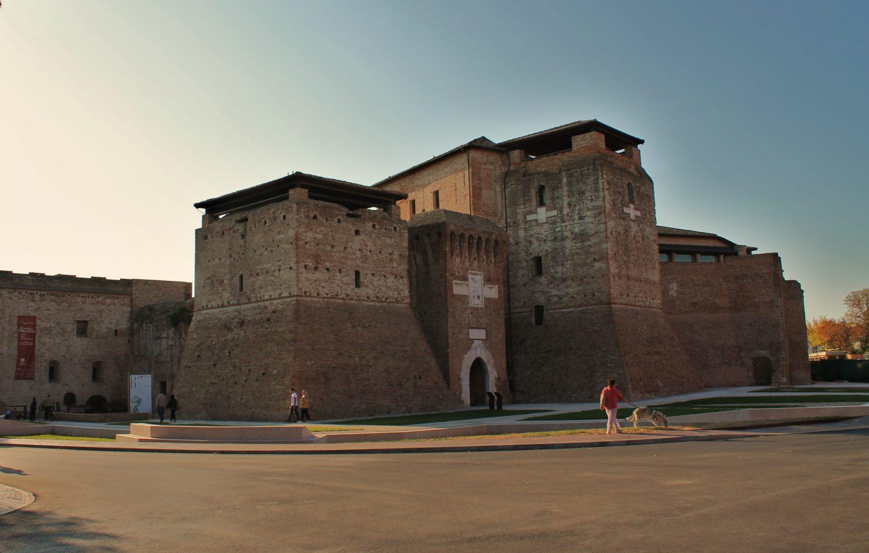 Castel Sismondo, Rimini Italy