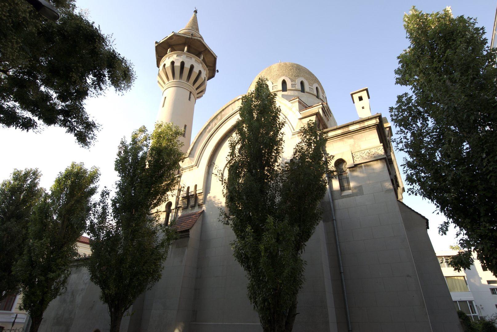 Carol I Mosque