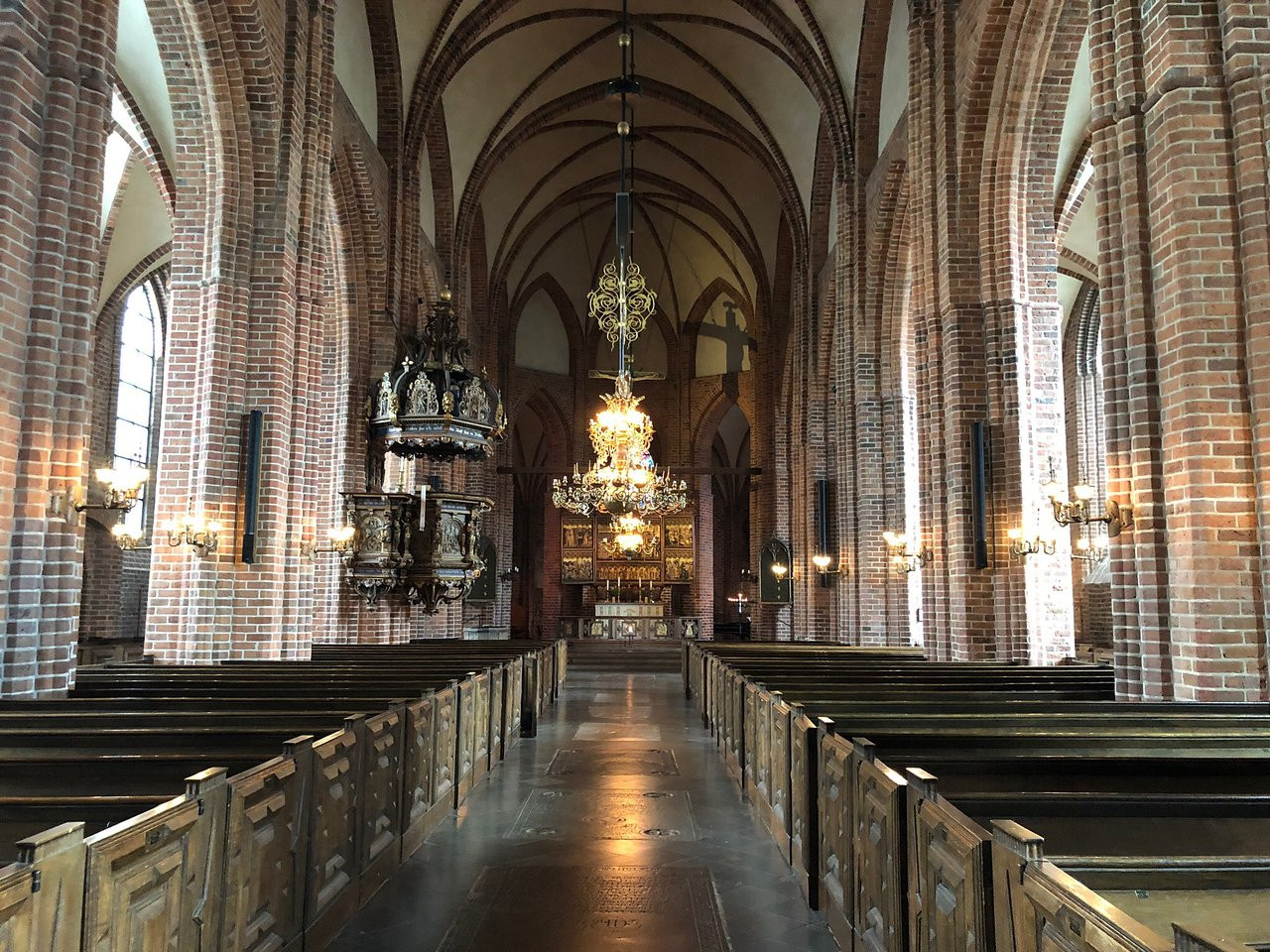 St. Mary's Church in Helsingborg