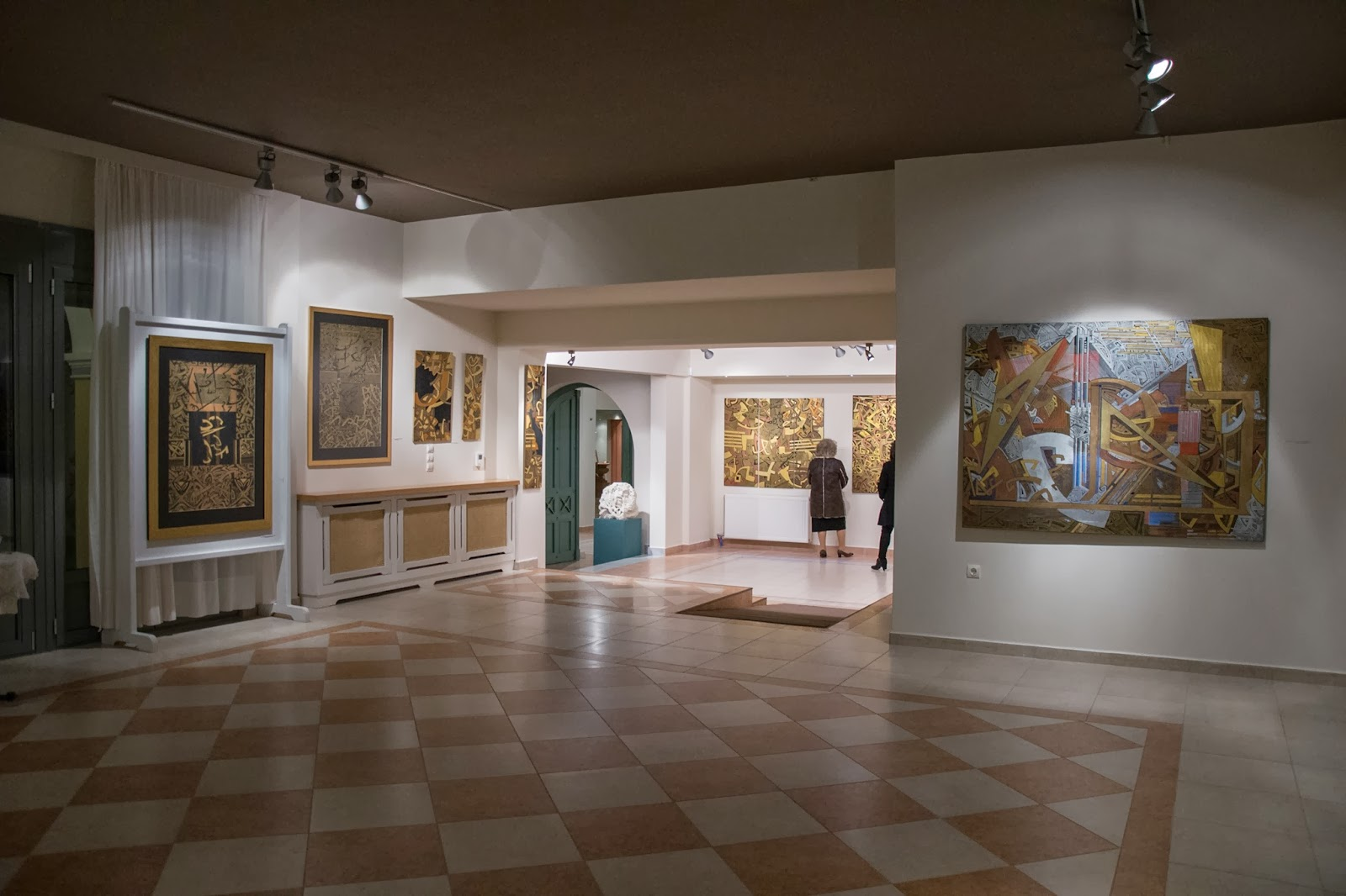 The Gallery of Leandros Spartiotis