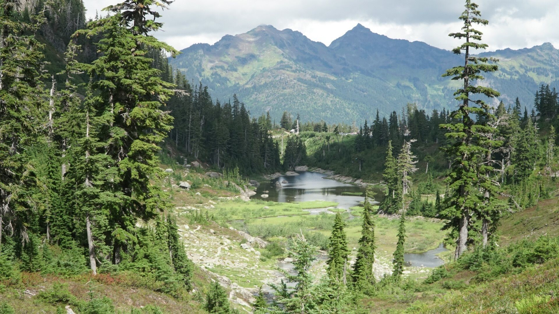 Maple Creek Park, Maple Falls, Washington